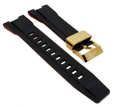 Casio G-SHOCK G-STEEL   Uhrarmband Resin  schwarz GST-B100TFB-1AER – Bild 1