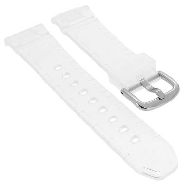Casio Baby-G Ersatzband | Uhrenarmband Resin transparent für BGA-100 – Bild 1