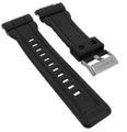 Casio Ersatzband   Uhrarmband Materialmix schwarz G-Shock GA-100 GA-110