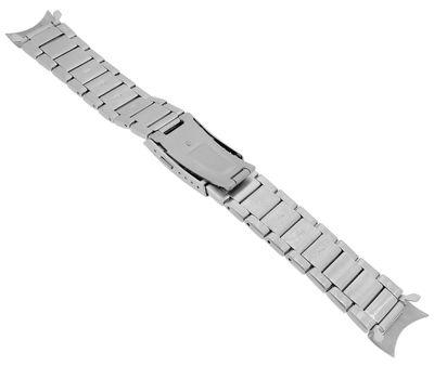 Casio Edifice ► Uhrenarmband 22mm Edelstahl silberfarben ►  ERF-547D – Bild 2