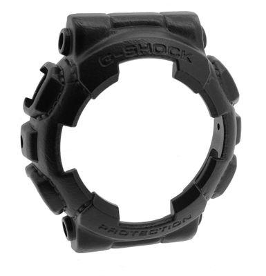 Casio G-Shock Protection ⇒ Bezel Lünette Resin schwarz ⇒ GA-100BT-1A  – Bild 1