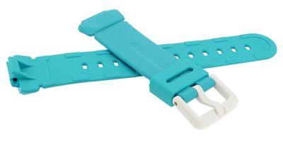 Casio Baby-G Ersatzband | Uhrenarmband Resin blau für BG-169R-2BER – Bild 2