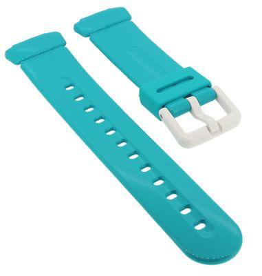 Casio Baby-G Ersatzband | Uhrenarmband Resin blau für BG-169R-2BER – Bild 1