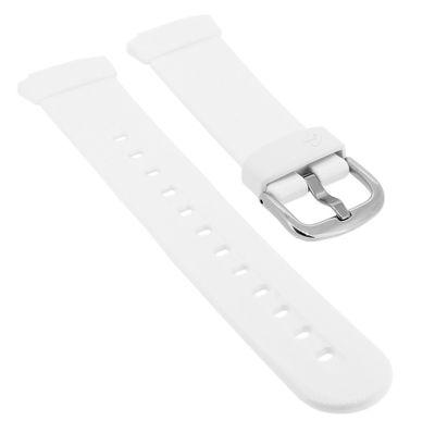 Casio Baby-G Ersatzband | Uhrenarmband Resin weiß für BG-169G-7ER – Bild 1