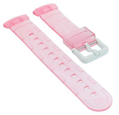 Casio Baby-G Ersatzband | Uhrenarmband Resin rosa für BG-169R-4ER – Bild 1