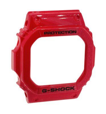 Casio G-Shock Protection → Bezel Lünette Resin rot → GLS-5600 GLX-5600 – Bild 1