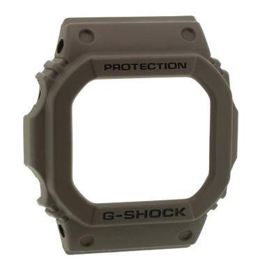 Casio G-Shock Protection → Bezel Lünette Resin graubraun → GLS-5600CL-5ER – Bild 1