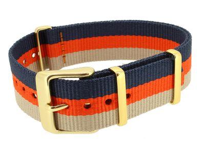 Timex Weekender Fairfield Natoband 18mm Textil mehrfarbig > TW2P91600 – Bild 1