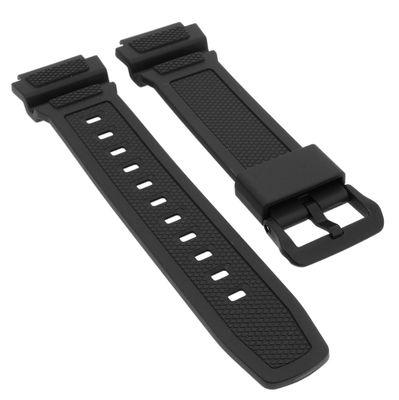 Casio ► Uhrenarmband Resin schwarz ► AE-1400WH-1AV ► AE-1400WH-9AV – Bild 1