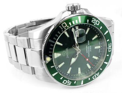 JAGUAR SWISS MADE | Executive Diver J860/B | Herrenarmbanduhr | grün – Bild 3