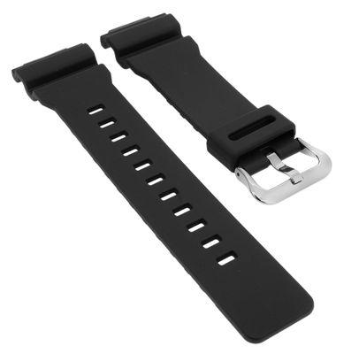 Casio G- Shock Uhrenarmband > Kunststoff schwarz > GA-800-1A > GA-800 – Bild 1