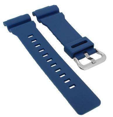 Casio G- Shock > Uhrenarmband blau Kunststoff > GA-800SC-2A > GA-800SC – Bild 1
