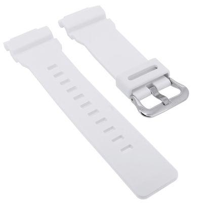 Casio G- Shock | Uhrenarmband Kunststoff weiß | GA-800SC-7A | GA-800SC – Bild 1