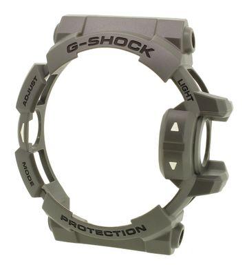 Casio G-Shock ⇒ Bezel grau ⇒ Lünette Kunststoff ⇒ GA-400-4B ⇒ GA-400