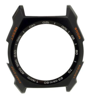 Casio G-Shock Bezel > Edelstahl Lünette schwarz > GW-2000B-1AER
