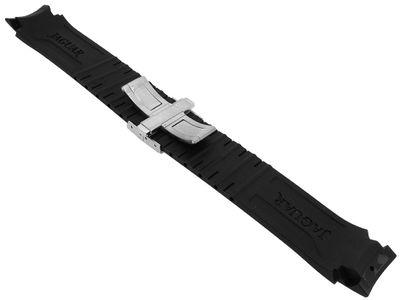 Jaguar Chronograph ► Uhrenarmband Kautschuk schwarz ► J659/1 ► J659 – Bild 3