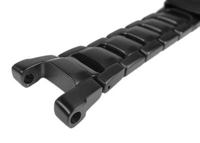 Casio G- Shock Uhrenarmband Edelstahl schwarz GW-4000D-1AER – Bild 2