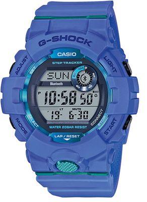Casio G-Shock SQUAD Herrenuhr | Digitaluhr Bluetooth Smart GBD-800-2ER – Bild 1