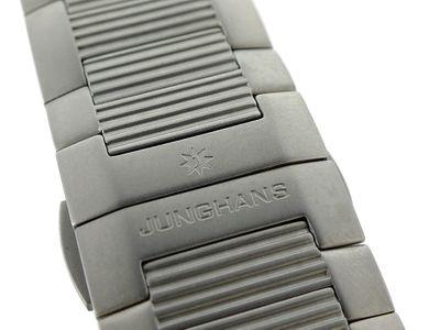 Junghans Mega Voyager Uhrenarmband Titan Ersatzband 030/2902 030/2903 – Bild 5