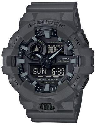 Casio G-Shock Herrenuhr | Digitaluhr mit Super-Illuminator GA-700UC-8AER – Bild 1