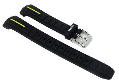 Calypso Uhrenarmband schwarz Kunststoff Spezial Anstoß < K6068/5 K6068 – Bild 1