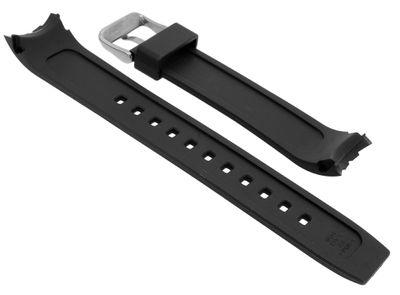 Casio Edifice Chronograph Uhrenarmband schwarz Resin • EFV-550P-1AVUEF – Bild 2