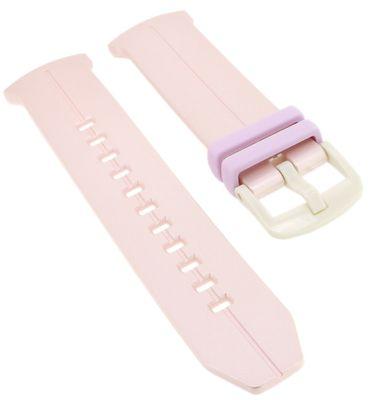 Casio Baby-G Ersatzband | Uhrenarmband Resin rosa BGS-100SC-4AER – Bild 1