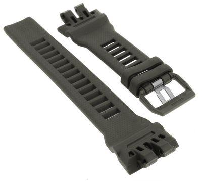 Casio Ersatzband   Uhrenarmband Resin grau G-Shock für GBA-800-8AER  – Bild 2