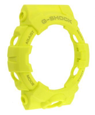 Casio G-Shock G-SQAD Bezel Resin Lünette gelb für GBA-800-9AER