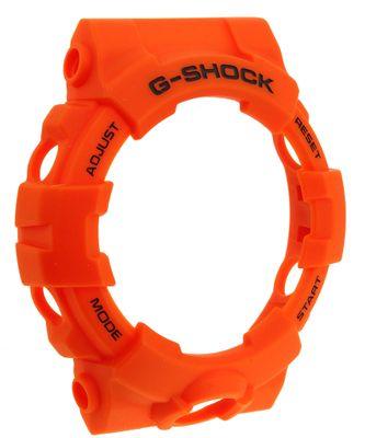 Casio G-Shock G-SQAD Bezel Resin Lünette orange für GBA-800-4AER