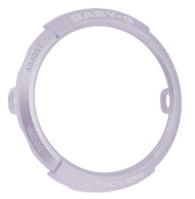 Casio Baby-G → Bezel flieder → BGS-100SC-4AER→ Lünette Resin