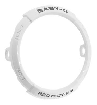 Casio Baby-G → Bezel weiß → BGS-100SC-7AER→ Lünette Resin