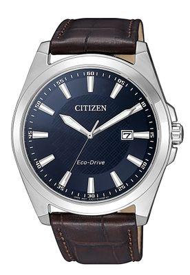 Citizen Eco Drive | Herrenuhr | Lederband | Datumsanzeige | BM7108-22L – Bild 1