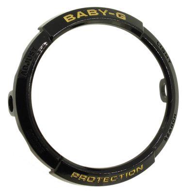 Casio Baby-G → Bezel schwarz → BGS-100GS-1AER → Lünette Resin
