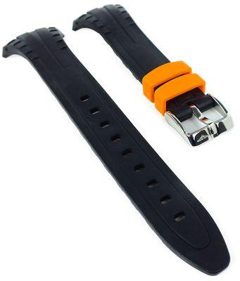 Vagary by Citizen ♦ Uhrenarmband Kunststoff schwarz ♦ ID6-117-50 – Bild 1