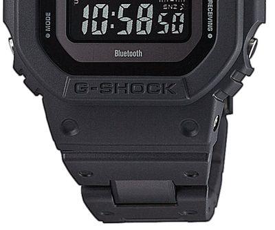 Casio G-Shock Herrenuhr | Digitaluhr Flight Log Memory GW-B5600BC-1BER – Bild 3