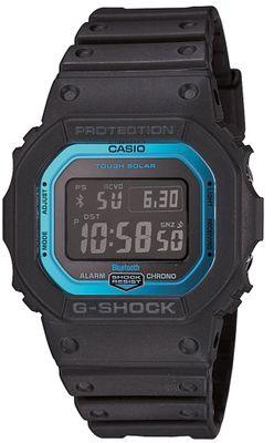 Casio G-Shock Herrenuhr | Digitaluhr Flight Log Memory GW-B5600-2ER
