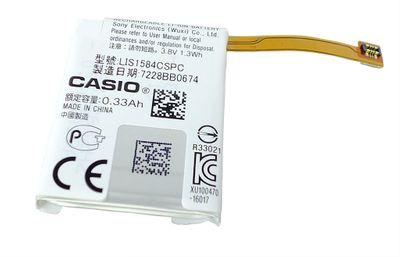 Sony Batterie Lithium Casio Smart Outdoor Watch | passend für WSD-F20 – Bild 1