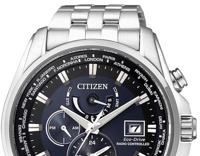 Citizen Eco Drive Solar Herrenuhr Armbanduhr Analog AT9030-55L AT9030 – Bild 2