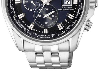 Citizen Eco Drive Solar Herrenuhr Armbanduhr Analog AT9030-55L AT9030 – Bild 3