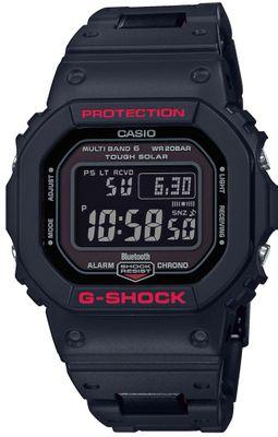 Casio G-Shock Herrenuhr | Digitaluhr Flight Log Memory GW-B5600HR-1ER – Bild 1
