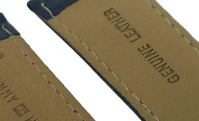 Tommy Hilfiger Uhrenarmband 22mm blau Leder ⇒ 1790636 1790635 1790634 – Bild 5