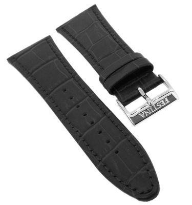 Festina > Uhrenarmband 23mm Lederband schwarz Krokoprägung > F20464 – Bild 1