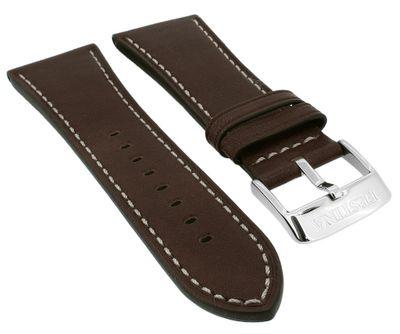 Festina F20424 Uhrenarmband 28mm Leder braun glatt > F20424/4 F20424/7