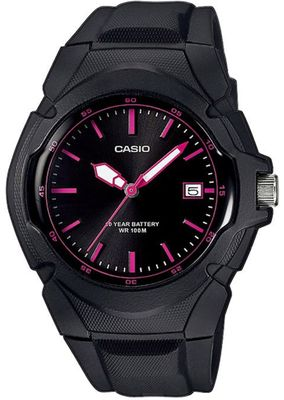 Casio Collection | Analog Damen-Armbanduhr Neo-Display LX-610-1A2VEF – Bild 1