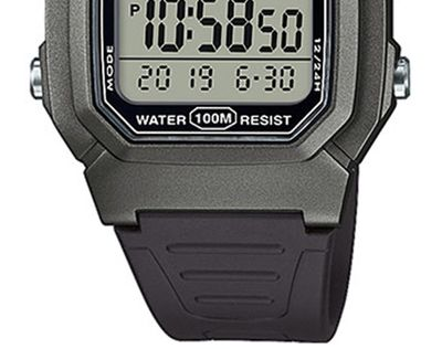 Casio Collection Digital  Herrenuhr Resin mit LED Light W-800HM-7AVEF – Bild 3