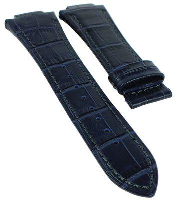 Jaguar > Uhrenarmband > Krokoprägung Leder blau > J809/3 J809 – Bild 1