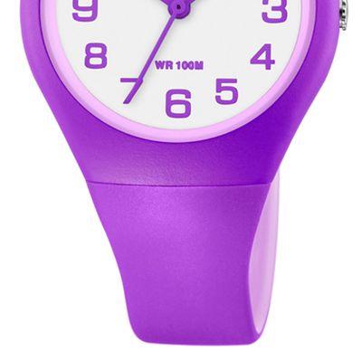 Calypso Kinderuhr > Quarzuhr lila / violett Kunststoffband > K5777/7 – Bild 4