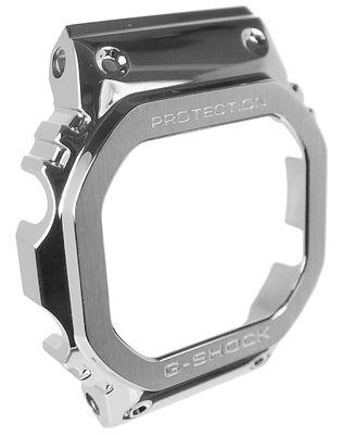 Casio > G-Shock Bezel Edelstahl silbern > GMW-B5000-1ER GMW-B5000D-1ER