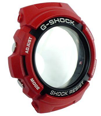 Casio G-Shock Gehäuse Bezel Kunststoff rot AW-591RL-4A AW-591RL AW-591